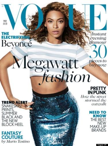 Vogue UK May 2013