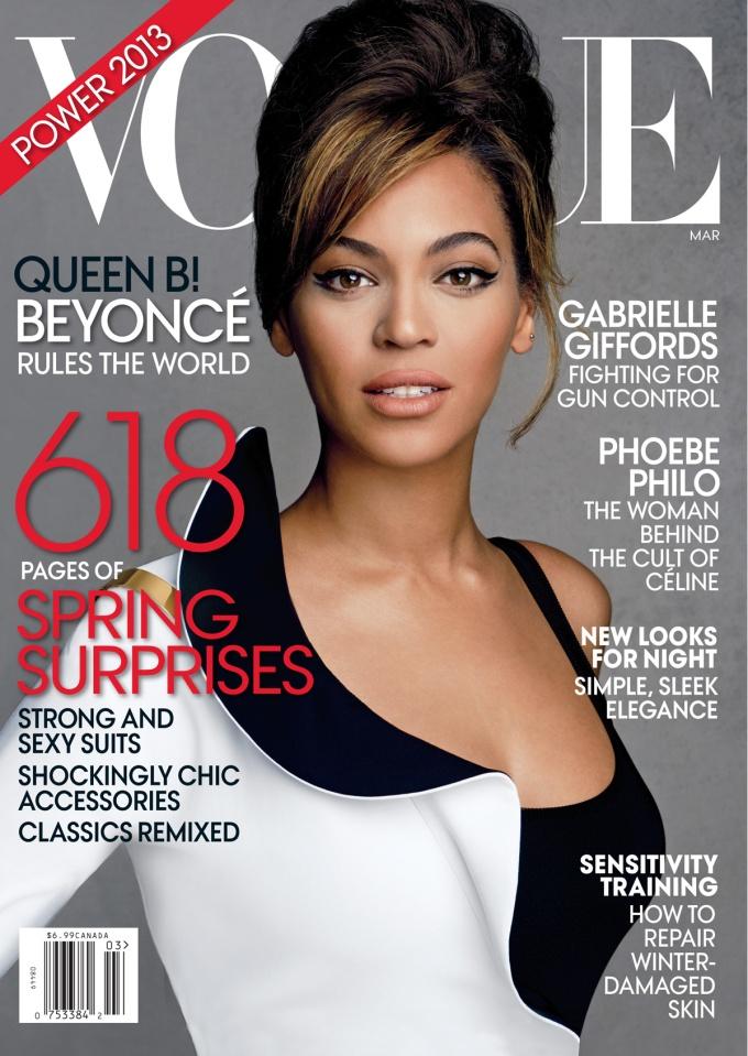 Vogue US March 2013