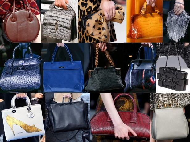 AW13 BAGS