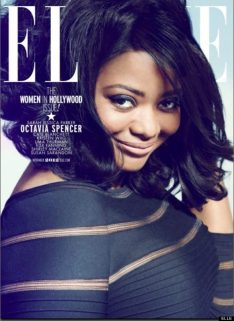 Octavia Spencer Elle US