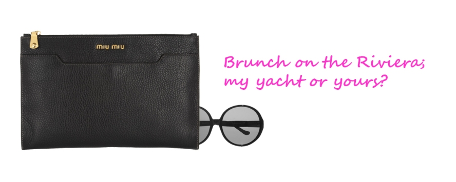 Brunch on the riviera homepage