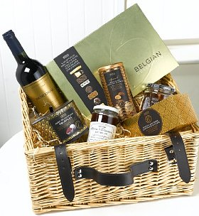 a-z m&s indulgent hamper