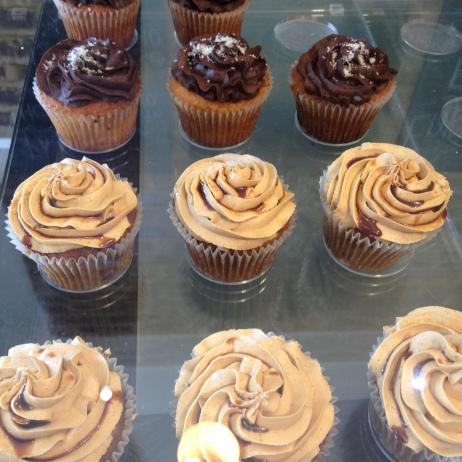 Blackvanilla Cupcakes