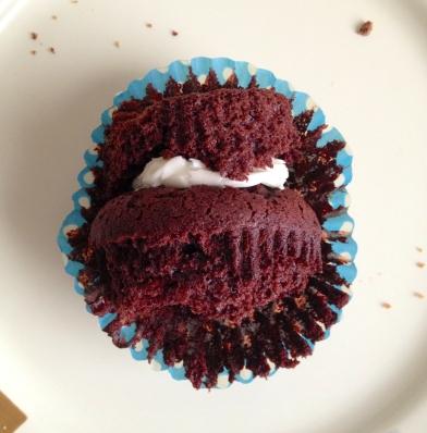 cupcake halves