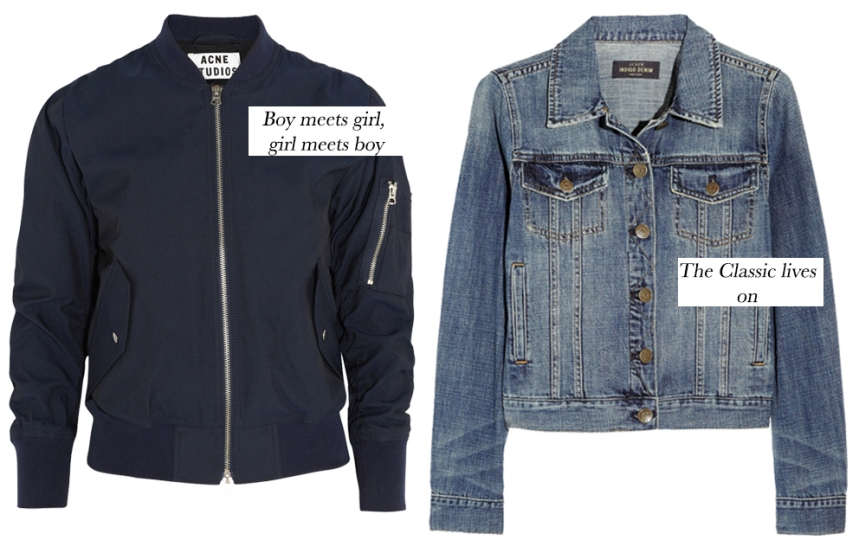 The Middlemen jackets