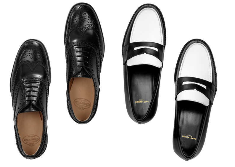 The Uglies loafers and Oxfords