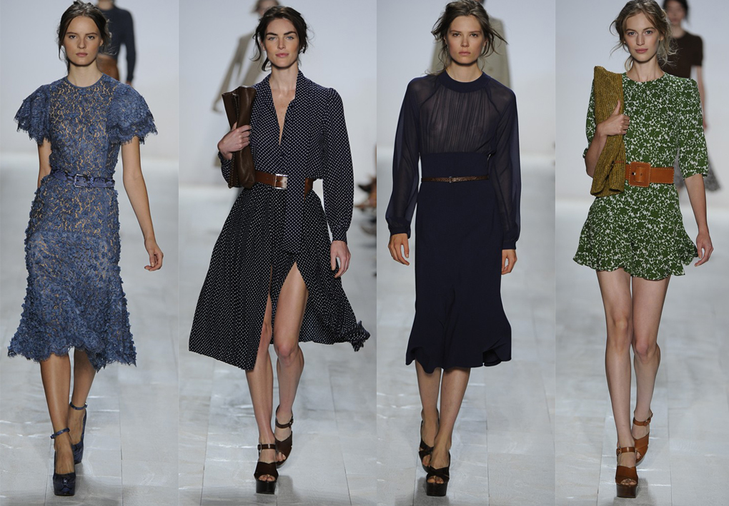 NYFW BEST IN SHOW KOR DRESSES