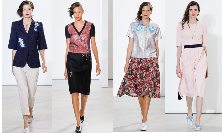 NYFW SS14 DAY 2 CREATURES OF THE WIND