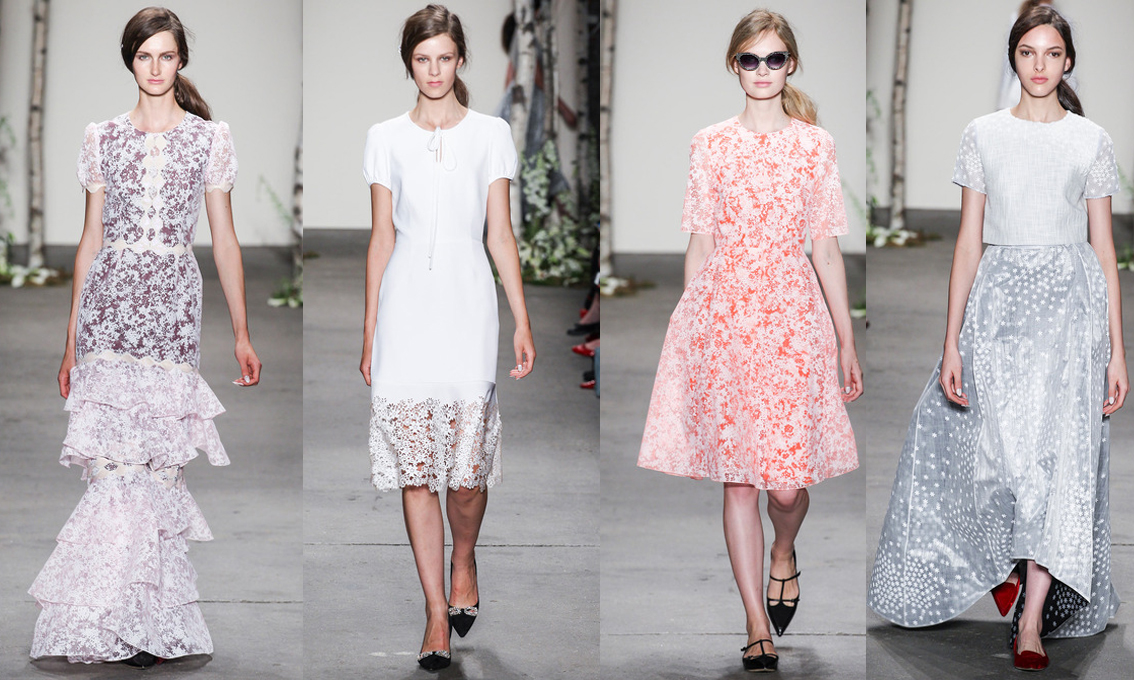 NYFW SS14 DAY 2. HONOR