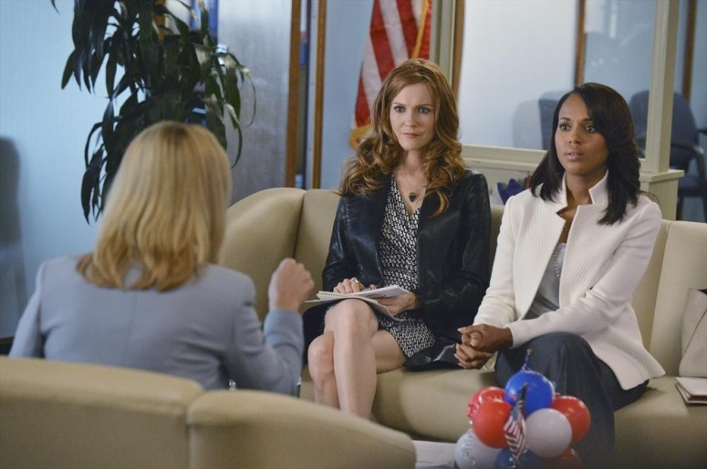 LISA KUDROW, DARBY STANCHFIELD, KERRY WASHINGTON