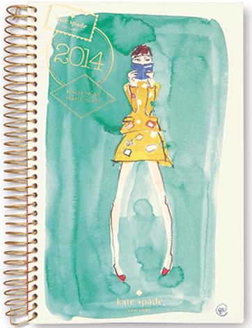 kate spade diary