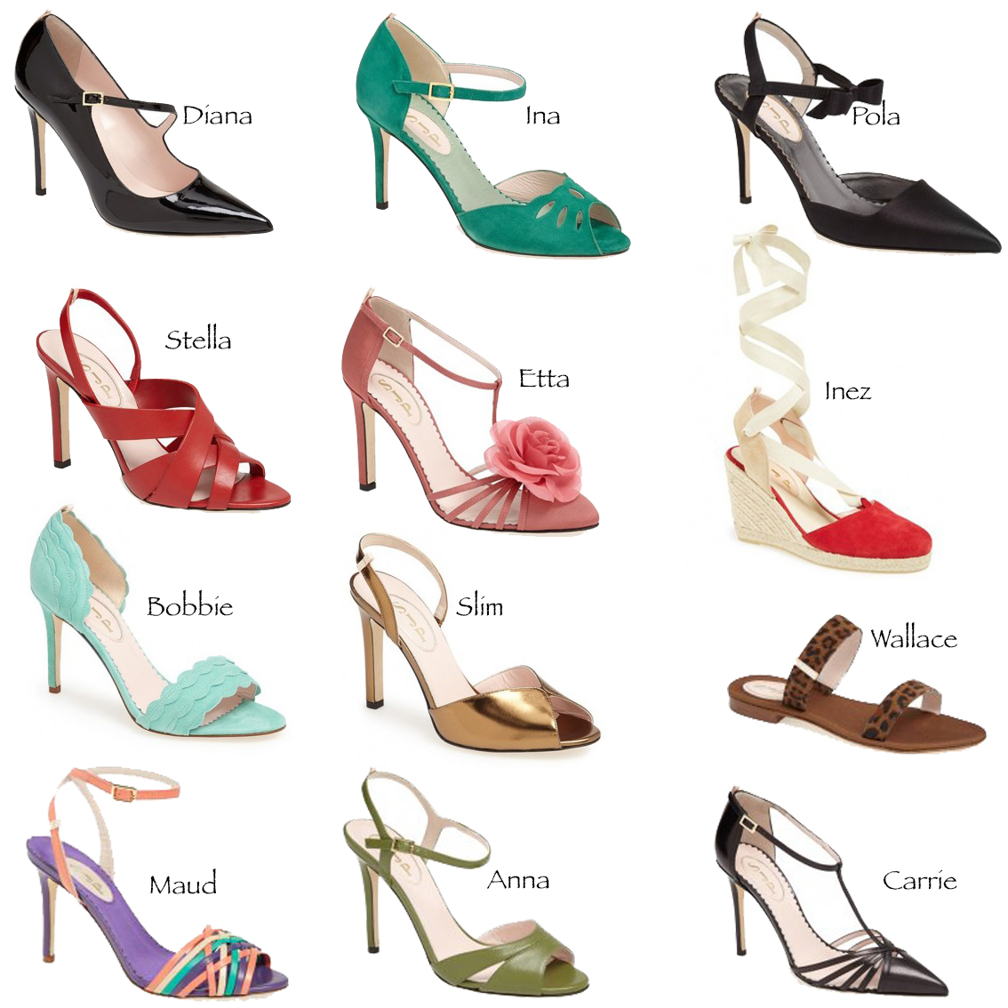 The SJP Shoe Collection – the. madam-editor