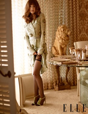 Embellished Trenchcoat and Rubber Sandals Burberry Prosum