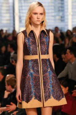 lv deets coat dress