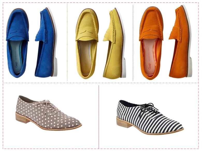 Spring Picks-Gap Shoes