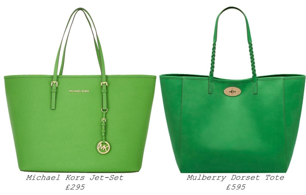 Bag Mulberry and Kors