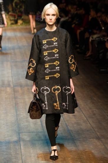 Dolce & Gabbana FW14