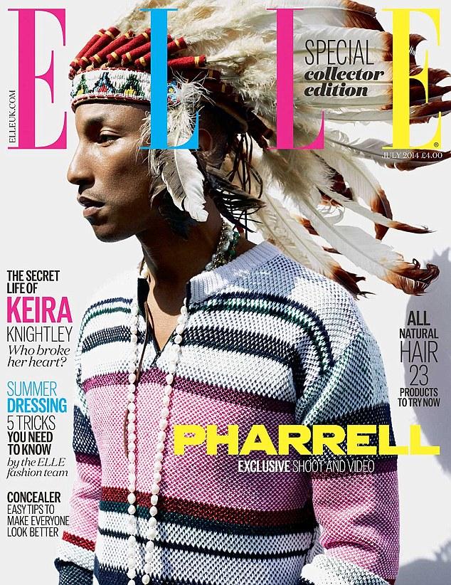 Elle-Pharrell