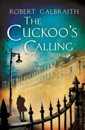 summer reading- cuckoo's calling copy