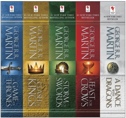 Summer Reading- Game of Thrones