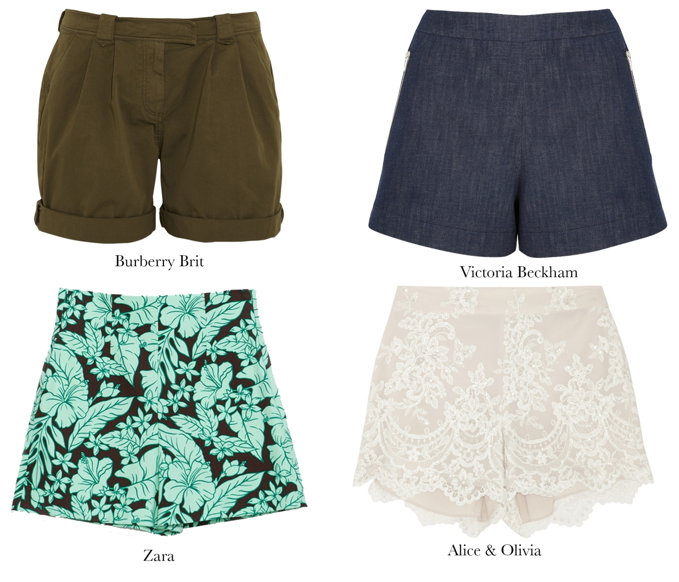 The Summer Shorts
