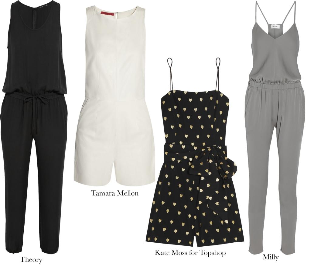 The Summer Wardrobe- Playsuit Jumpsuit