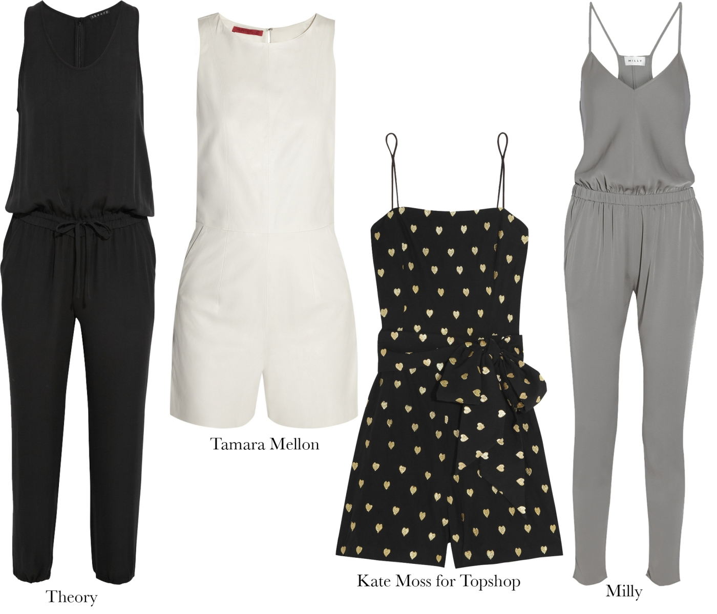 The Summer Wardrobe- Playsuit Jumpsuit