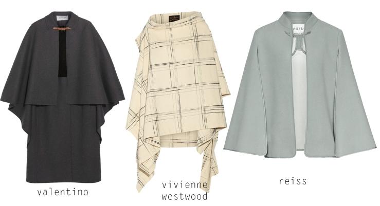 coats caped