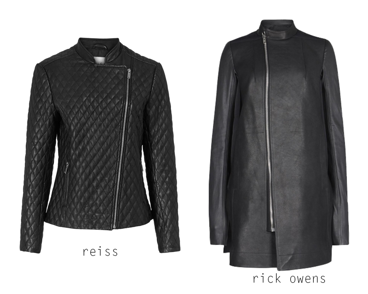 coats- leather