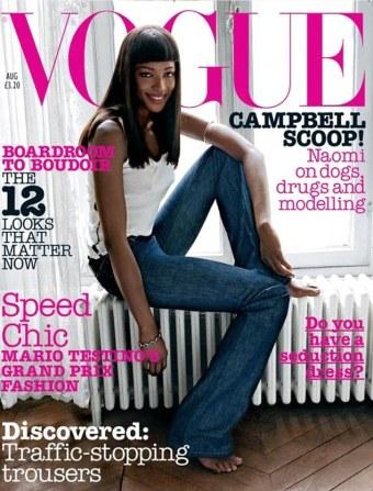 Vogue Naomi 2002