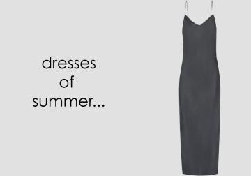 dresses of summer home