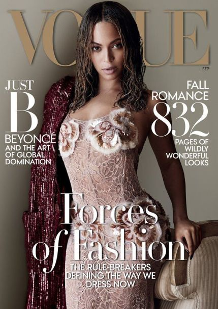 Beyonce Septmber Issue