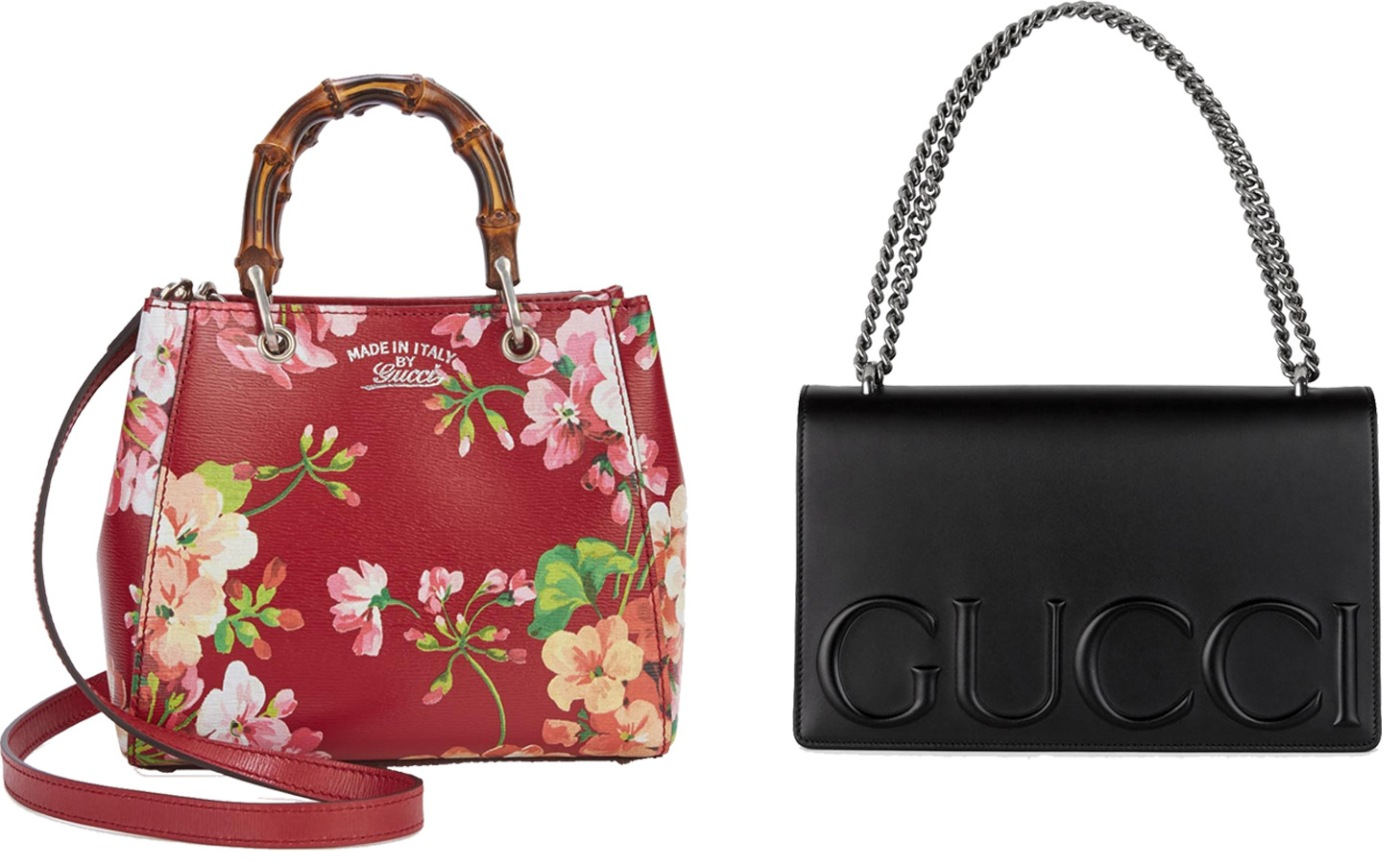 GUCCI BAGS DUO 2