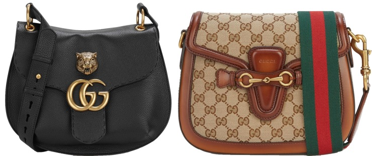 GUCCI BAGS DUO