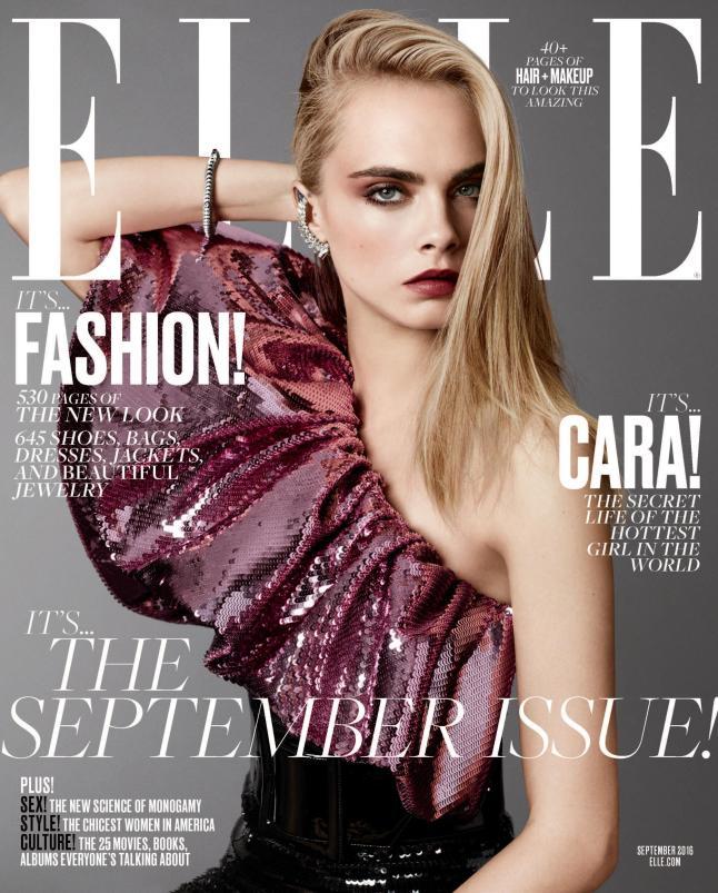 September Issues- Elle Cara