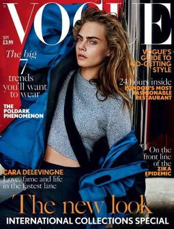 VOGUE UK SEPT ISSUE