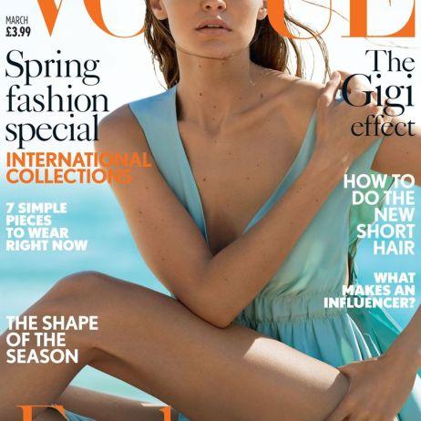 Vogue March 2017