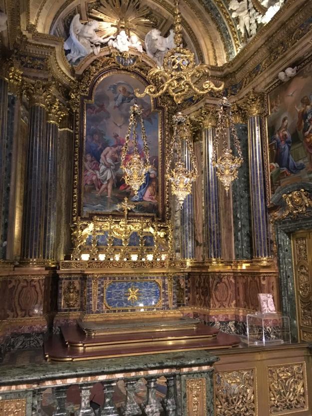 Chapel in Sao Roque